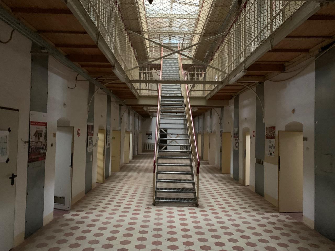 Gedenkort Kaßberg Gefängnis – Umnutzung des ehemaligen Gefängnisses in einen Gedenkort – Einreichung des Bauantrages